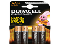 Dependable power and quality across a wide range of everyday appliances. Long lasting battery designed for use in non-high drain appliances. Type - AA.