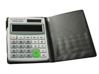 Q-Connect Large Pocket 12 Digit Dual Powered Calculator with large easy to read display and rubber keys for ease of use. Dimensions - 116x69x6mm.
