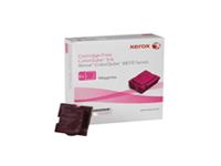 Xerox ColorQube 8870 - 6 - magenta - solid inks - for ColorQube 8870DN, 8880_ADN, 8880_ADNM