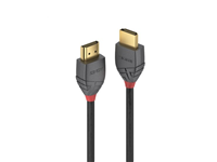 Lindy 2m High Speed HDMI Cable. Anthra Line
