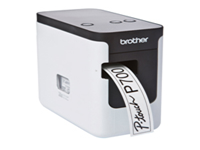 Brother P-Touch PT-P700 - Label printer - thermal transfer - Roll (2.4 cm) - 180 dpi - up to 30 mm/sec - USB 2.0 - auto cutter