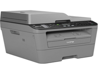 Brother MFC-L2700DW - Multifunction printer - B/W - laser - 215.9 x 355.6 mm (original) - A4/Legal (media) - up to 26 ppm (copying) - up to 26 ppm (printing) - 250 sheets - 33.6 Kbps - USB 2.0, LAN, Wi-Fi(n)