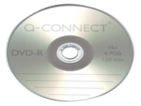 Writable CDs for an easy and quality solution to storage problems. Can be used in CD-R and CD-RW drives without any problem. Easily transported with a durable safety. Provides easy storage of data. High value equivalent to big brands. Capacity: 4.7GB.