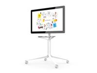 Google Jamboard in Grey 55-inch, 4K UHD Digital, Collaborative Whiteboard