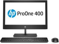 "HP ProOne 400 G4 20"" 1600 x 900 pixels 9th gen Intel® Core™ i5 i5-9500T 8 GB DDR4-SDRAM 256 GB SSD Black All-in-One PC"