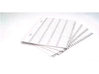 Concord Classic Index A4 301-400 White Board With Clear Mylar Tabs 10201/Cs102 White board with clear Mylar reinforced tabs and punched holes for durability. Contents page for cross reference. A4 punched 4 holes. 180gsm.