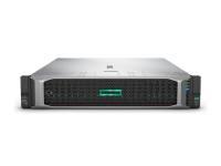 HPE DL380 Gen10 with 1 x Xeon Bronze 3106 1.7 GHz CPU, 32GB Ram, 2 x 300GB SAS 10K SFF SC DS HDD, Smart Array P408i-a SR Gen10 Controller, 96W Smart Storage Battery, 500W Plat Ht Plg  Pwr Sply Kit