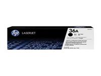 HP 36A - Black - original - LaserJet - toner cartridge ( CB436A ) - for LaserJet M1120 MFP, M1120n MFP, M1522n MFP, M1522nf MFP, P1505, P1505n, P1506