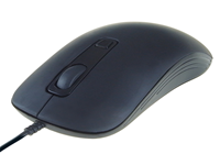 MO543 4 Button USB Anti-Bacterial Optical Scroll Mouse