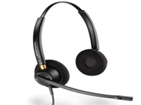 Poly EncorePro HW520 - Headset - on-ear - wired