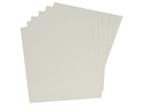 GBC LeatherGrain - A4 (210 x 297 mm) - white - 250 g/m2 - 100 pcs. binding cover