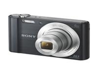 SONY DSC-W810 DIGITAL CAMERA BLACK