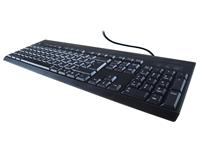 Computer Gear KB232 Standard Anti-Bacterial - Keyboard - USB - UK layout - retail