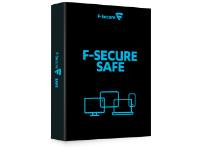F-Secure SAFE - Subscription licence (2 years) - 3 devices - ESD - Win, Mac, Android, iOS
