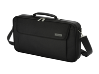"""Polyester 15.6"""" Notebook Carrying Case (Black)"""