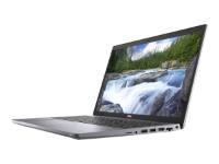 "Dell Latitude 5520 - Core i5 1135G7 / 2.4 GHz - Win 10 Pro 64-bit - 8 GB RAM - 256 GB SSD NVMe - 15.6"" IPS 1920 x 1080 (Full HD) @ 60 Hz - Iris Xe Graphics - Wi-Fi 6, Bluetooth - grey - BTS - with 1 Year Basic Onsite"