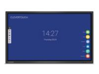 """Clevertouch  V Series 4K 75"""" 1920x1080 Point touch. The complete all-in-one solution for a smaller budget"""