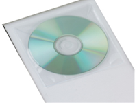 Q-Connect CD Envelopes. protective envelopes for the safe storage of CDs. Manufactured from strong polypropylene with a gummed flap keeping contents free from dust etc. Colour - White/Clear.