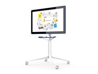 Google Jamboard in Blue 55-inch, 4K UHD Digital, Collaborative Whiteboard