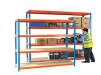 FD Extra Shelf 2400x600mm 378867