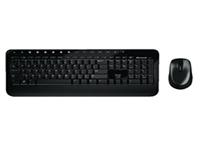 Microsoft Wireless Desktop 2000 - Keyboard and mouse set - wireless - 2.4 GHz - UK layout
