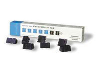 Xerox 016-1903-01 5 Cyan Colourstix + 2 Black Colourstix for use in Phaser 860. Page yield 7,000.