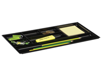 CepPro desk drawer tidy. Seven compartment tray to store and organise pens and other office sundries. Keeps frequently used items tidy and easy to find.