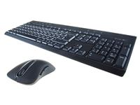 KB236 Wireless Multimedia Keyboard & Mouse Set