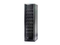 APC Symmetra PX Extended Run Premium Battery Cabinet Fully Populated w/ Battery Modules - Battery enclosure - AC 208 V - 8 x - black - for Symmetra 6kVA, 8KVA, 8kVA Scalable to 16kVA N+1, 8kVA Scalable to 8kVA N+1