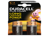 Dependable power and quality across a wide range of everyday appliances. Long lasting battery designed for use in non-high drain appliances. Type - C.