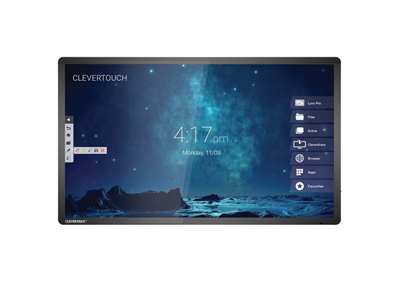 CLEVERTOUCH Pro Series High Precision 75""