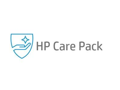 HPE 4-hour 24x7 Hardware Exchange plus 24x7 Software Support - Extended service agreement - replacement - 5 years - shipment - 24x7 - response time: 4 h - for HPE 3500-48G-PoE yl Switch