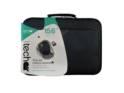 """TABX415RA2 Notebook Accessories Bundle (Includes Wireless Mouse, 15.6"""" Notebook Carrying Case)"""