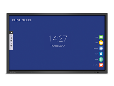 CLEVERTOUCH V Series 86""